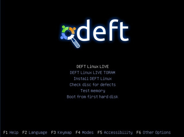 DEFT+7.2+Released+-+Computer+Forensic+live+system